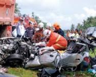 Kemalangan Jalanraya TIDAK berbau