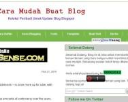 Buat Duit dengan blog secara Affiliate
