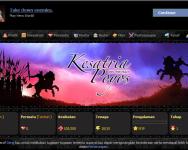 Review Game Facebook Melayu : Kesatria Poyos