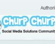 ChurpChurp bagi pulangan sambil berTwitter