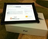 iPad 2 selesai