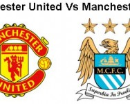 Live Manchester United vs Manchester City Community Sheild 2011/12