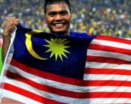 Safee Sali David Beckham Malaysia