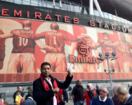 Arsenal vs Bolton Wanderers Carling Cup 2011/12
