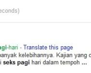 5 entri terbaik Denaihati di Google Search Malaysia