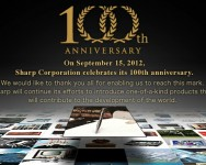 Sharp 100 Years Anniversary ada hadiah hebat #Sharp100