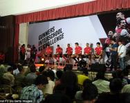 Arsenal Tour 2012 : Arsenal vs Malaysia XI