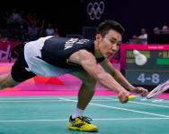 Lee Chong Wei vs Lin Dan penentuan Emas Olimpik London 2012