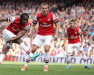 Arsenal vs Liverpool BPL Week #24