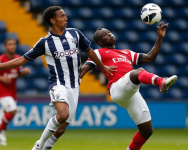 Arsenal vs West Brom dan Update BPL 2012/13 Week #32