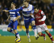 Arsenal vs Reading dan Update Keputusan BPL 2012/13 Week #31