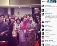 MSMW Awards banyak jasa kepada Blogger
