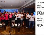 Tonton Program Astro Kasih Malaysia Cipta Rekod Dunia