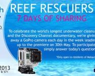 """Tayangan Perdana """"Reef Rescuers"""" Astro Kasih"""