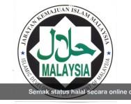 Status Halal Malaysia jangan diragui