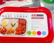 Nasi lemak AirAsia ada kisah kontroversi