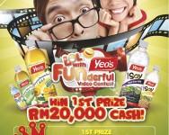 Peluang untuk Menangi RM40,000 dengan Kontes Mudah