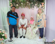 Yuyu Zulaikha selamat pengantin baru