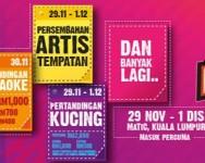 MaTiC Fest 2013 Acara Menarik Pusat Pelancongan Malaysia