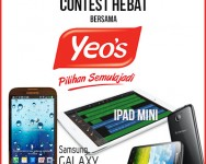 Contest Yeo's Malaysia Sepetang Bersama Blogger