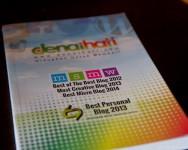 Buku Panduan Blog Denaihati 2014