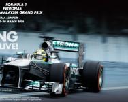 Formula 1 Sepang sentiasa panas