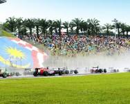 F1 Malaysia 2009 memang power