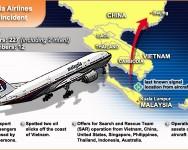 Misteri MH370 teruskan berdoa bukan mengutuk