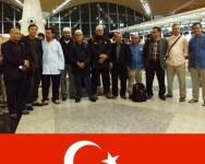 Turki aku datang