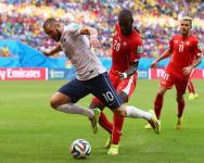 Keputusan Piala Dunia 2014 peringkat kumpulan