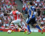 Jadual dan keputusan perlawanan Arsenal 2014/15