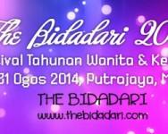 Lintas langsung The Bidadari 2014 dari Putrajaya Malaysia