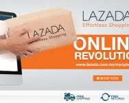 #MYCyberSALE Lazada Malaysia tawarkan Diskaun sehingga 95%