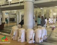 Suasana di Sekitar Masjidil Haram Musim Haji 2014 / 1435H