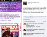 Tak sangka Blogger Lavender Mummy penipu dunia siber