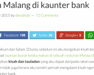 Button WhatsApp di blog
