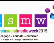 MSMW 2015 dengan barisan penceramah hebat, bahagian 1