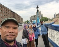 Kembara Denaihati ke London 2015