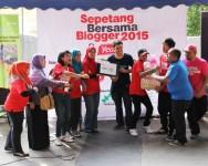 Sepetang Bersama Blogger sudah lima tahun