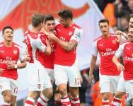Kawal emosi Arsenal berjaya kalahkan Chelsea