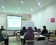 Kelas WordPress for Business sebagai Platform Usahawan Berjaya