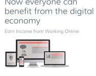 Usia 57 Tahun bukan penghalang untuk menambah pendapatan menggunakan teknologi online
