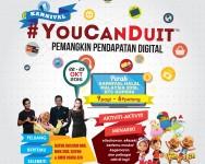 #YouCanDuit Perak di RTC Gopeng Perak