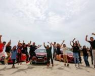 Pengalaman Test Drive Honda HRV