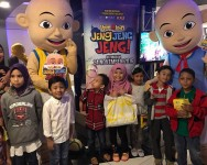 Blogger Movie Day Out Upin Ipin Jeng Jeng Jeng