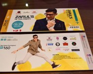 Hi Tea Zarul Umbrella meriah di Awal Tahun Baru 2017