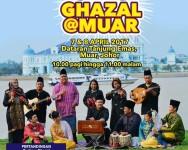 Ghazal@Muar – Karnival kesenian dan kebudayaan Melayu