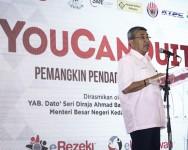 #YOUCANDUIT Kedah, MDEC meneruskan usaha untuk memacu dan menaik taraf Ekonomi Rakyat