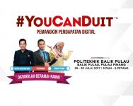#YouCanDuit Kini ke Pulau Pinang