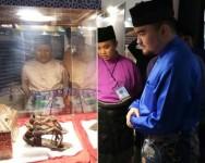 Pameran Artifak Asli Rasulullah SAW dan Para Sahabat di Anjung Warisan & Kesenian Islam Iskandar Puteri Johor